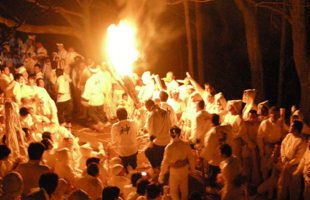 熊野神倉・お燈祭りツアー2019
